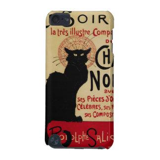 Vintage Art Nouveau, Ce Soir Chat Noir Black Cat iPod Touch (5th Generation) Cases