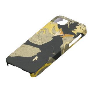 Vintage Art Nouveau, Nightclub, Divan Japonais iPhone 5 Cover