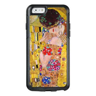 Vintage Art Nouveau, The Kiss by Gustav Klimt OtterBox iPhone 6/6s Case