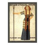 Vintage Art Nouveau, Victorian Woman Cards