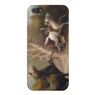 Vintage Art of Sleepy Hollow Cases For iPhone 5