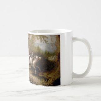 Vintage Art of Sleepy Hollow Mugs