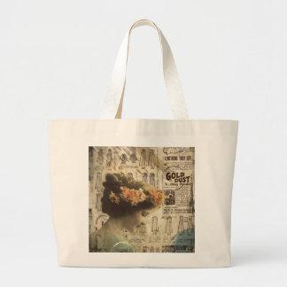 Vintage Art Vintage Woman Fashion Ads Bag