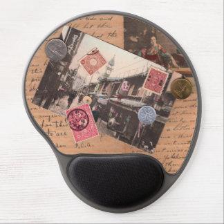 Vintage Asia Gel Mouse Pad