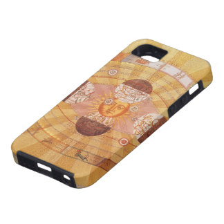 Vintage Astronomy, Antique Copernican Solar System Case For The iPhone 5