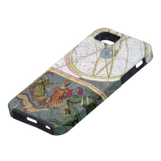 Vintage Astronomy Celestial by Matthaeus Seutter iPhone 5 Covers