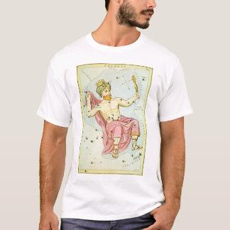 Vintage Astronomy, Celestial Cepheus Constellation T-Shirt