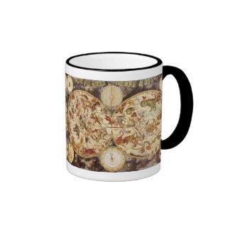 Vintage Astronomy Celestial Stars in the Night Sky Coffee Mugs