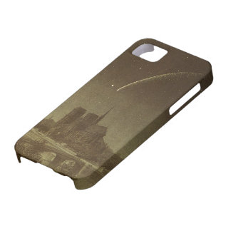 Vintage Astronomy, Donati Comet over Paris, 1858 Barely There iPhone 5 Case
