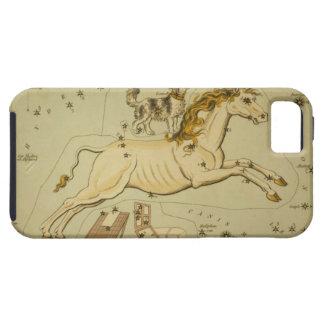 Vintage astronomy iPhone 5S case Monoceros unicorn
