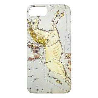 Vintage Astronomy, Monoceros Unicorn Constellation iPhone 7 Case