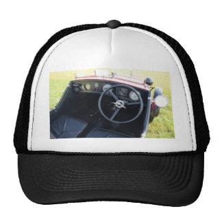 Vintage Austin Seven Dashboard Mesh Hats