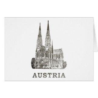 Vintage Austria Cards