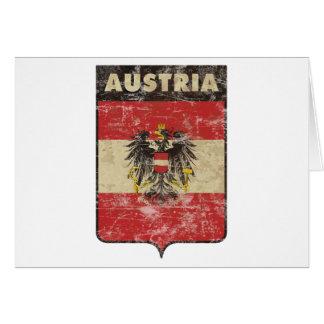 Vintage Austria Greeting Card