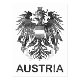 Vintage Austria Postcard