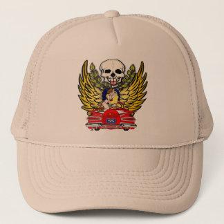 Vintage Auto 55th Birthday Gifts Trucker Hat