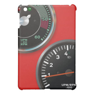 Vintage auto instruments / Classic car gauges Case For The iPad Mini