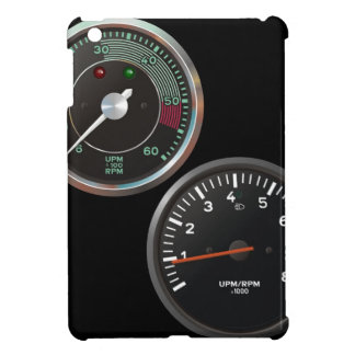 Vintage auto instruments / Classic car gauges Case For The iPad Mini