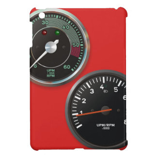 Vintage auto instruments / Classic car gauges iPad Mini Cover