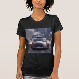 Vintage Auto Running the Clouds Tee