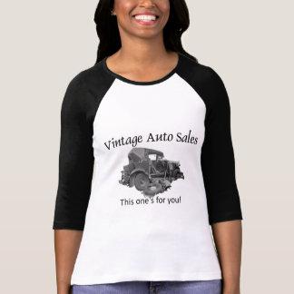 Vintage Auto Sales T-Shirt