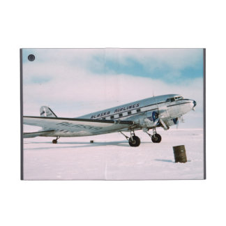 Vintage aviation airplane air plane pilot photo cover for iPad mini