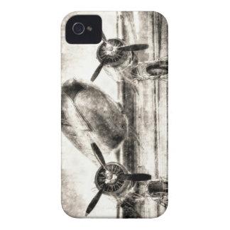 Vintage Aviation iPhone 4 Case