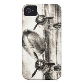 Vintage Aviation iPhone 4 Case-Mate Case
