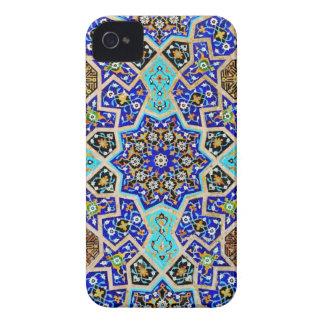 Vintage Aztec Art Case-Mate iPhone 4 Case