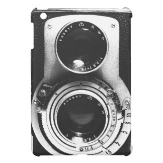 Vintage b w Camera iPad Mini Case