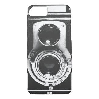 Vintage b&w Camera iPhone 8/7 Case