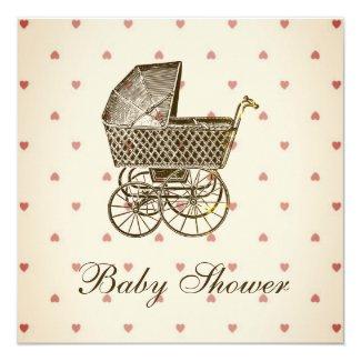 VINTAGE BABY PRAM | BABY SHOWER