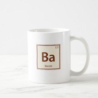 Vintage BACON Periodic Table Coffee Mug