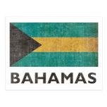 Vintage Bahamas Postcard