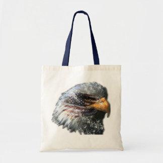 Vintage Bald eagle bag