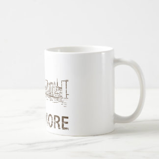 Vintage Baltimore Coffee Mug
