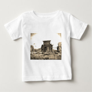 Vintage Bank Building Baby T-Shirt