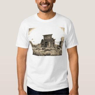 Vintage Bank Building Tshirt