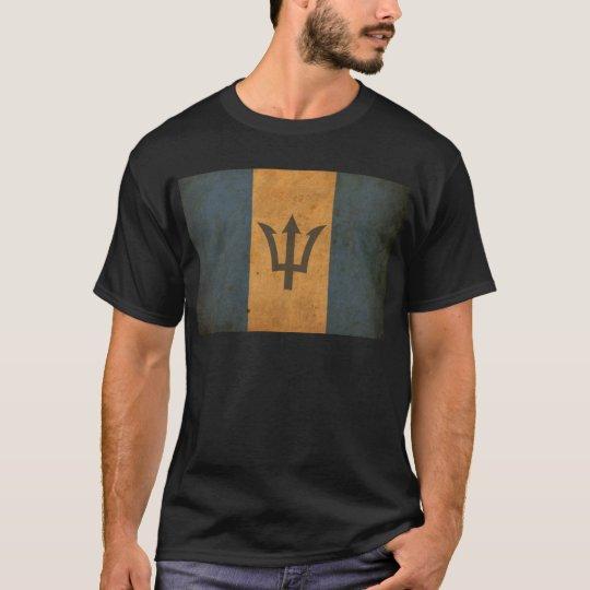 Vintage Barbados Flag T-Shirt