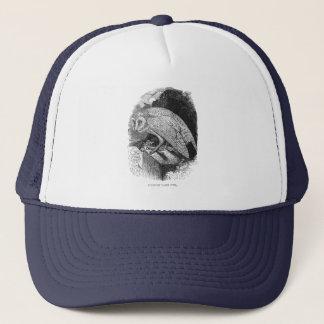 Vintage Barn Owl Trucker Hat