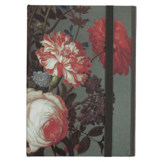 Vintage Baroque Flowers by Balthasar van der Ast iPad Air Case