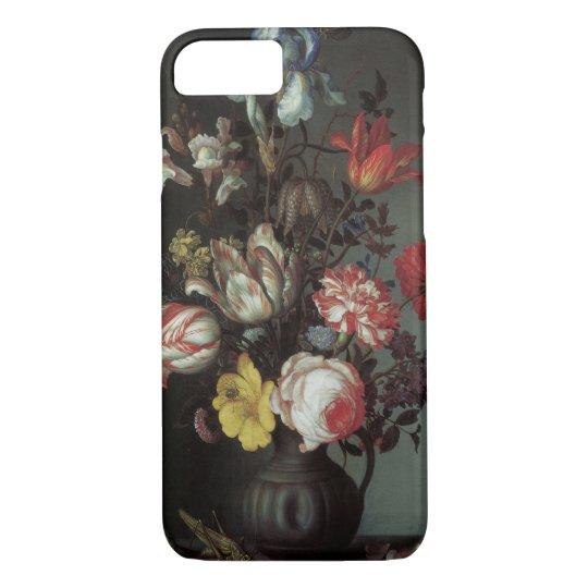 Vintage Baroque Flowers by Balthasar van der Ast iPhone 7 Case