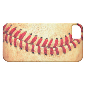 Vintage baseball ball barely there iPhone 5 case