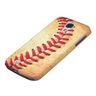 Vintage baseball ball galaxy s4 case