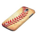 Vintage baseball ball HTC vivid case