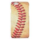 Vintage baseball ball iPhone 6 plus case