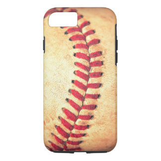 Vintage baseball ball iPhone 8/7 case