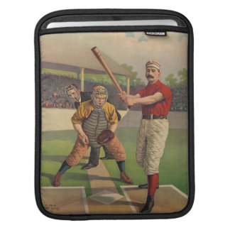 Vintage Baseball iPad Sleeve