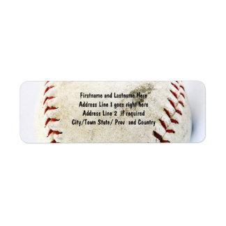Vintage Baseball or Softball  Stitches