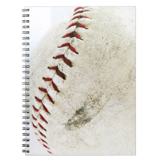 Vintage Baseball or Softball  Stitches Notebook